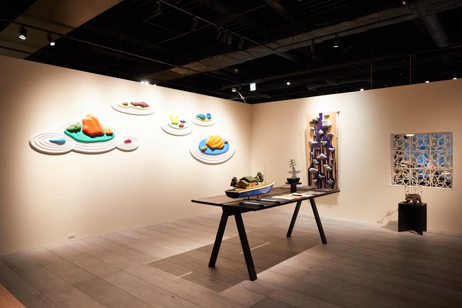 角文平 壁庭(かべにわ):sanwacompany Art Award / Art in The House 2020 グランプリ作品展