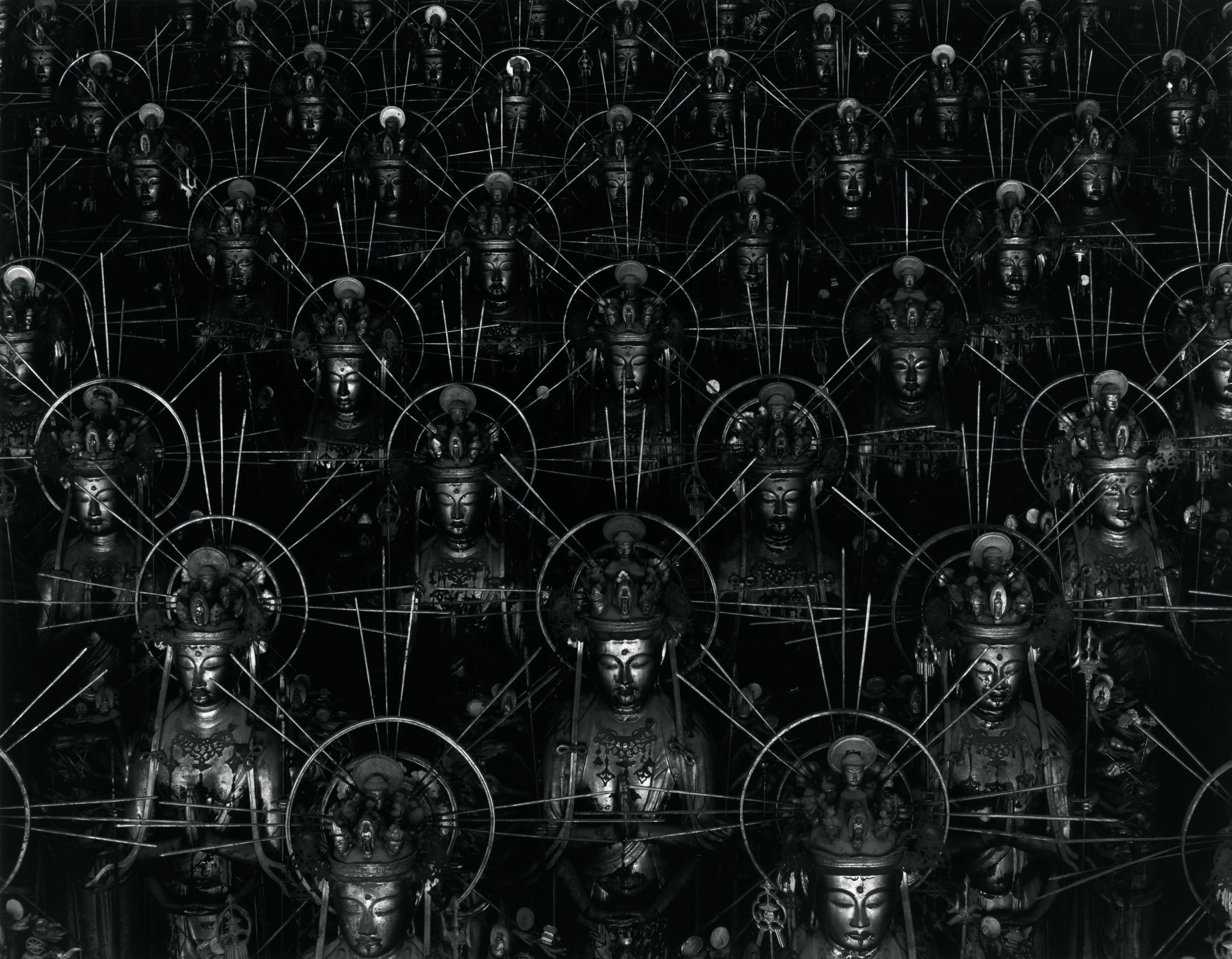 《仏の海 001》1995  © Hiroshi Sugimoto / Courtesy of Gallery Koyanagi