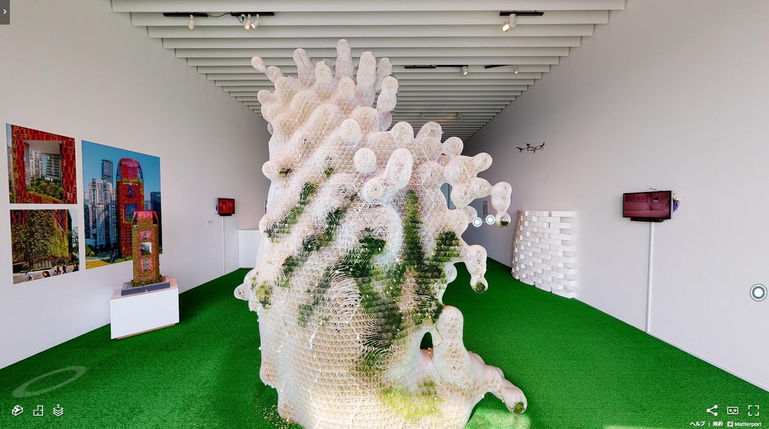 VRで復活! 森美術館「未来と芸術展」。美術館3.0時代の始まり。